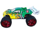 [TOP Li-Po] Truggy Monster HSP 1:8 Brushless LIPO EDITION Verde coche brushless radio control 94061